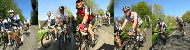 Tour mit WTC Allemaal op de fiets am 06-MAI-2016